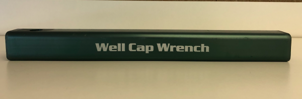 well cap wrench